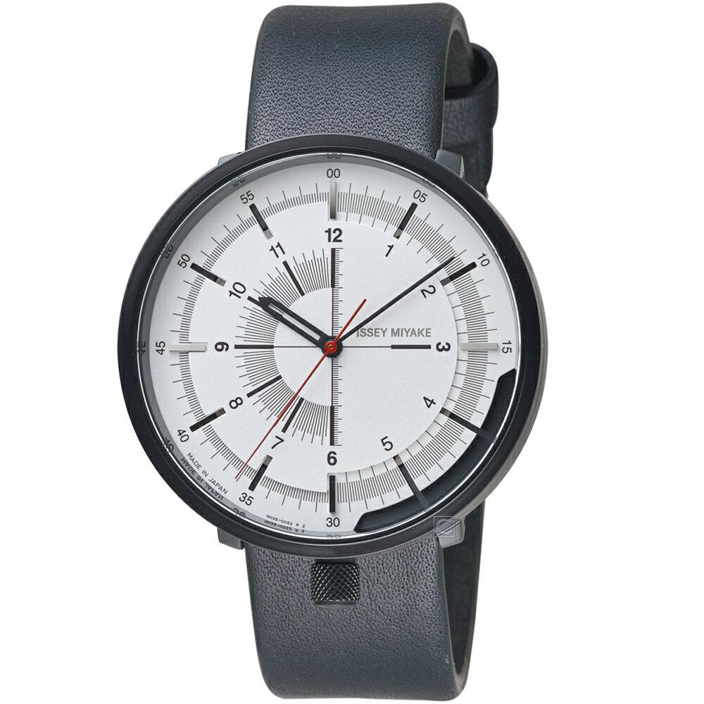 ISSEY MIYAKE三宅一生One-Sixth系列手錶 NH35-0030Z NYAK003Y