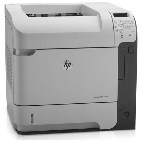 HP LaserJet 600 M602N Laser Printer - Monochrome - 1200 x 1200 dpi Print - Plain Paper Print - Desktop - 52 ppm Mono Print - C6 Envelope, A4, A5, A6, B5 (JIS), B6 (JIS), 16K, Executive JIS, RA4, Legal, ... - 600 sheets Standard Input Capacity - 225000 Dut 2