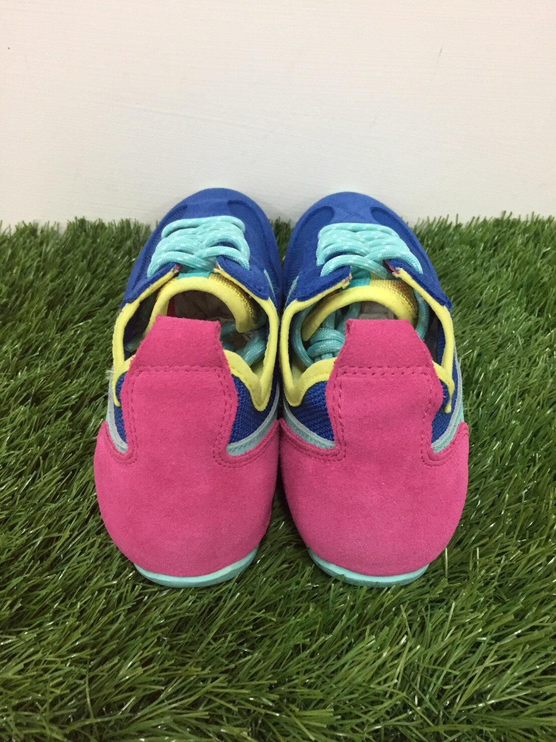 ★限時特價990元★ Shoestw【53W1MY63BL】PONY 復古慢跑鞋 寶藍水藍粉色 女生 2