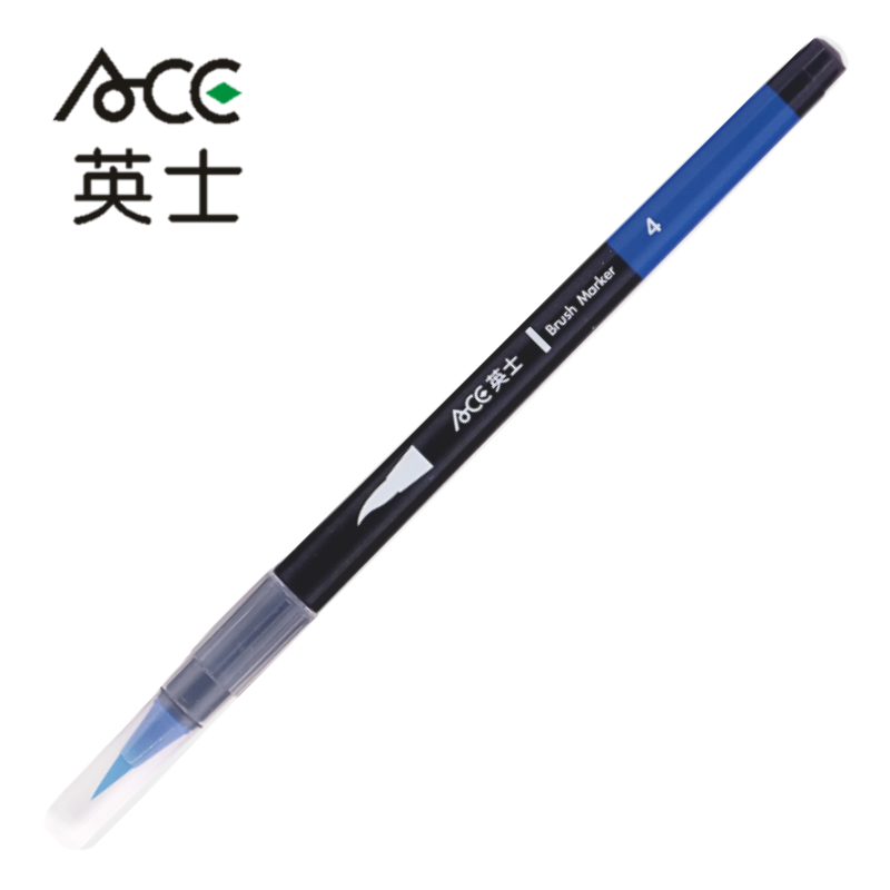 【ACE英士】卡式彩繪毛筆 另有12色及16色套裝