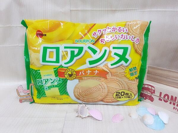 北日本香蕉法蘭酥142g包