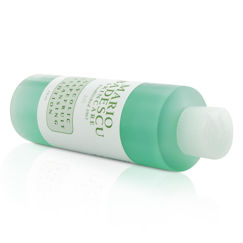 Mario Badescu - 甘醇酸淨脂美容液 Glycolic Grapefruit Cleansing Lotion - 混合性/油性肌膚適用