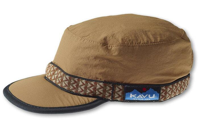 【鄉野情戶外用品店】 KAVU |美國|  PACK HAT 復古軍帽/棒球帽 遮陽帽/138-20