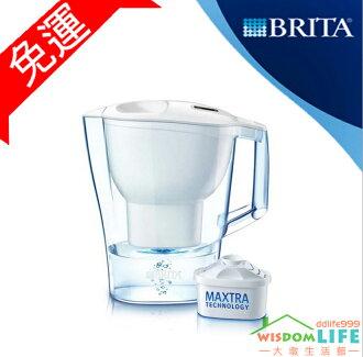 德國 BRITA 3.5公升 Aluna XL愛奴娜透視型濾水壺(內含濾心*1) 限時特賣只要988!