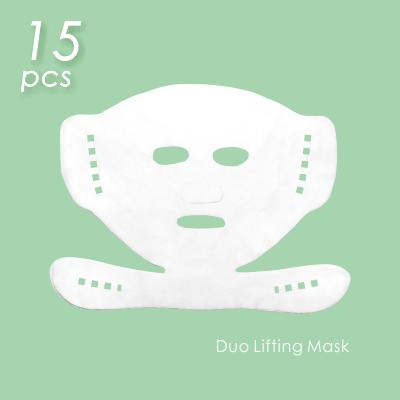 雪曼妮3D耳掛式雙拉提面膜〔15片〕