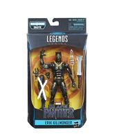 Marvel 玩具與電玩推薦到(卡司 正版現貨)Marvel Legends 6吋 漫威 黑豹艾瑞克 Eric Killmonger (無 Baf)就在卡司玩具推薦Marvel 玩具與電玩