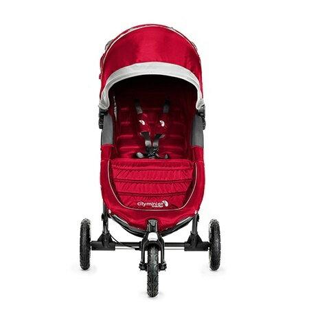 美國【Baby Jogger】City Mini GT 三輪嬰兒手推車 6