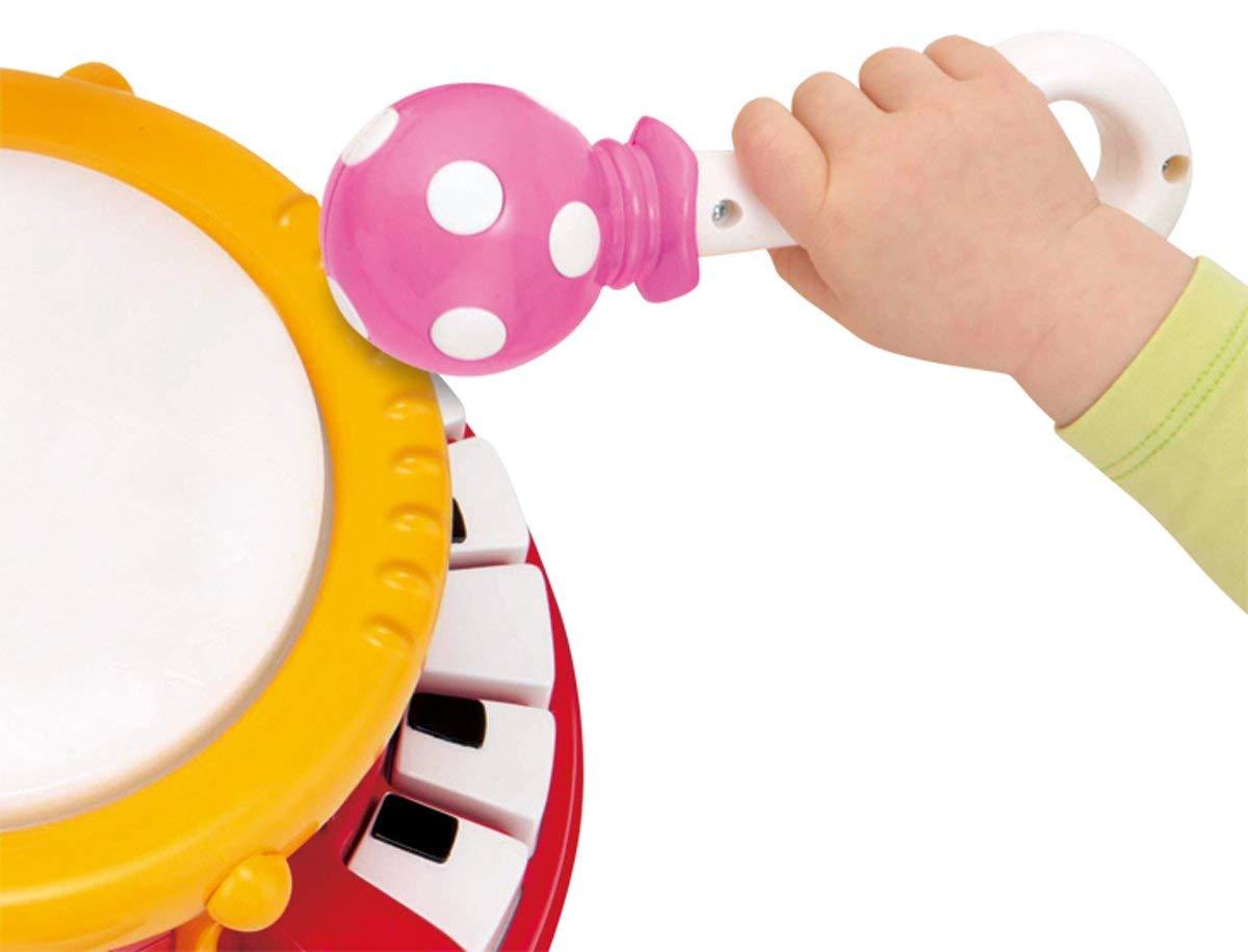 日本TAKARA TOMY / 幼兒統感音樂玩具 / MTAA-C07-S301。1色。(3980*2.4)-日本必買 日本樂天代購 6
