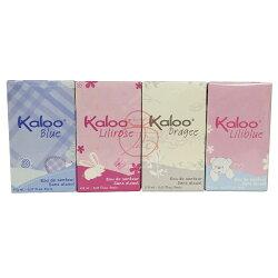 KALOO 迷你香氛禮盒小香禮盒 8ML*4入 ☆真愛香水★
