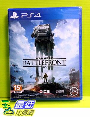 (現金價) PS4 星際大戰 戰場前線 中文版