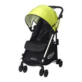 【原廠福利品(全新商品/無原廠包裝)】GRACO CitiCargo 單向購物型嬰幼兒手推車-亮眼綠【悅兒園婦幼生活館】【618購物節】