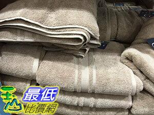 [106限時限量促銷] COSCO GRANDEUR BATH TOWEL KHAKI 印度進口純棉浴巾卡其色 尺寸:76X147公分(CM) C597165