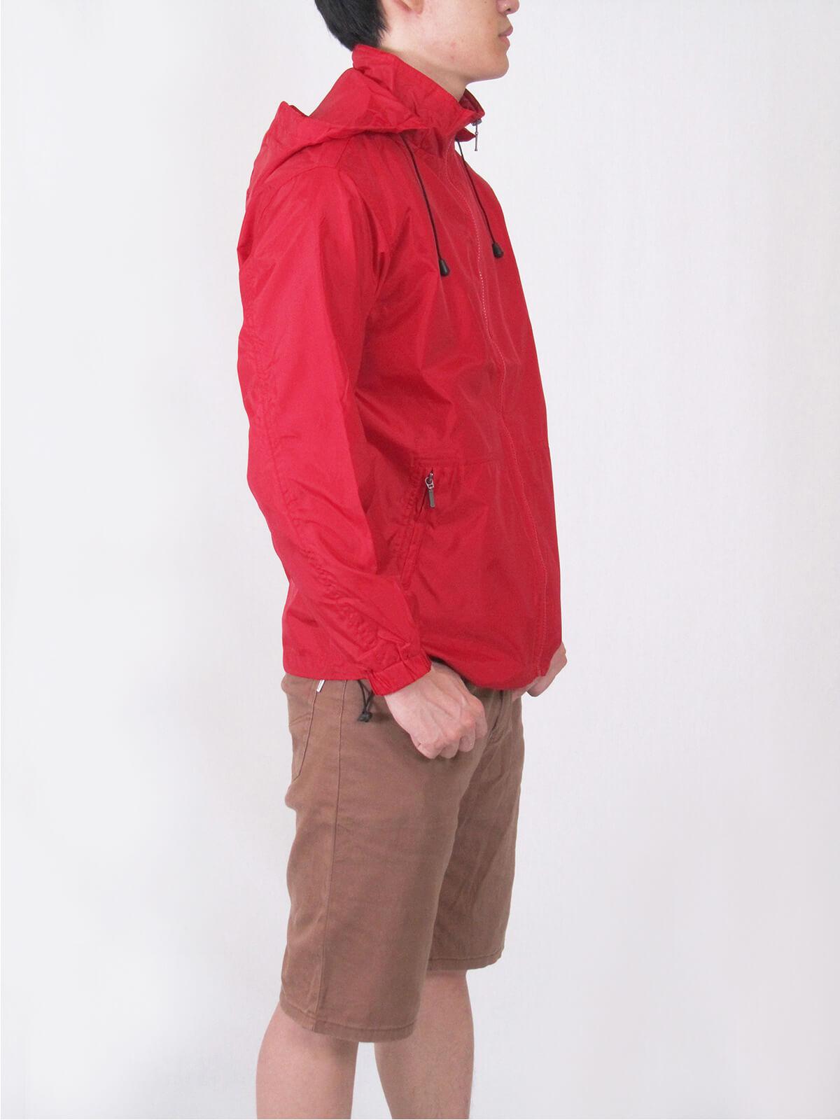 加大尺碼抗紫外線防曬薄外套 防風防潑水休閒外套 抗UV機能布料素面外套 遮陽外套 附帽可拆 風衣外套 輕量薄外套 ANTI-UV THIN COAT JACKET (321-8816-01)黑色、(321-8816-02)深藍色、(321-8816-03)紅色 M L XL 2L 3L 4L 5L(胸圍:45~57英吋) [實體店面保障] sun-e 5