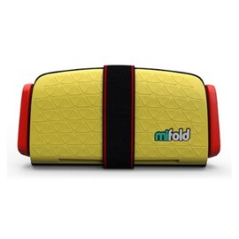 美國 mifold 隨身安全座椅 黃色【紫貝殼】 - 限時優惠好康折扣
