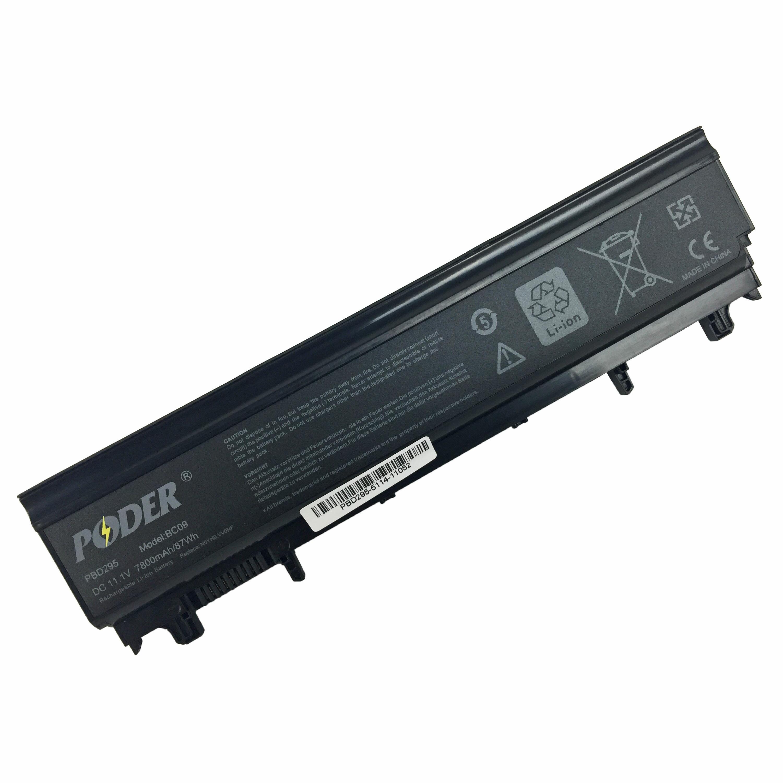 NEW Poder® 9 Cell Battery For Dell Latitude E5420, E5430, E5520, E5530,  E6420, E6420 ATG, E6430, E6430 ATG, E6430u, E6520, E6530, Dell Vostro 3550  And