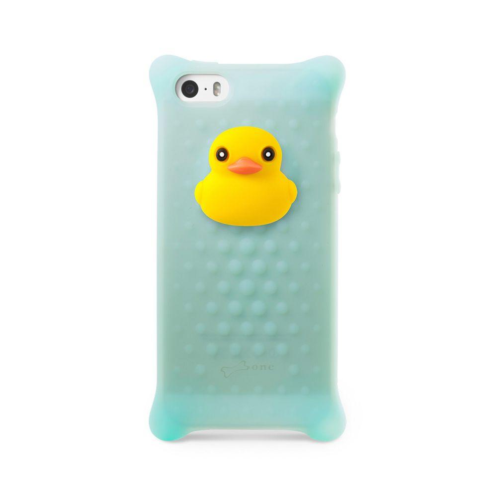 Bone|iPhone 5 / 5S / SE 泡泡保護套 手機殼 - 鴨子