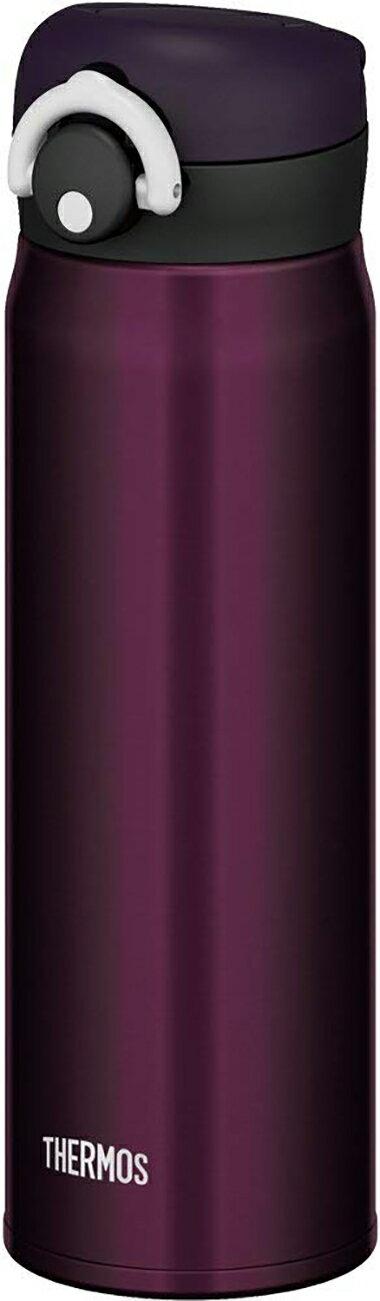 THERMOS【日本代購】膳魔師 真空瓶 0.5L 超輕量 新款一觸即開式JNR-500五色