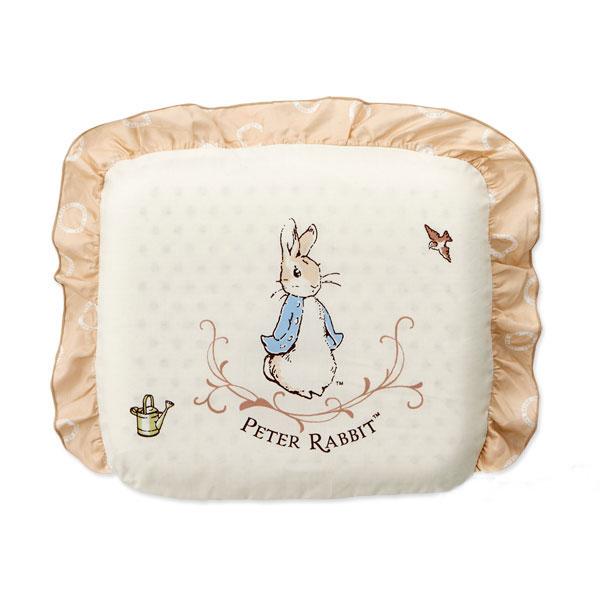 奇哥 優雅比得兔乳膠圓型枕 0