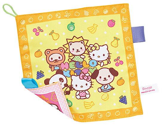 Toyroyal樂雅 - Hello Kitty 凱蒂貓安撫手帕 0