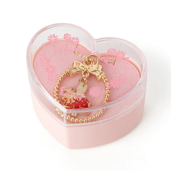 【真愛日本】4901610379226造型項鍊附盒-MA加ACR茉莉兔兔媽媽禮物三麗鷗項鍊附禮盒造型項鍊