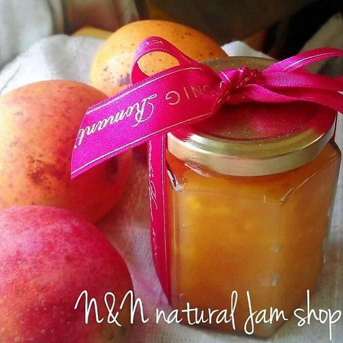 N&N天然手工果醬  芒果口味  50ml (絕無添加防腐劑、人工添加物)