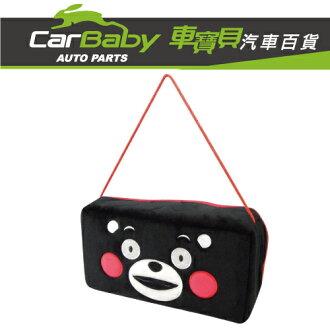 【車寶貝推薦】熊本熊KUMAMON-面紙盒套