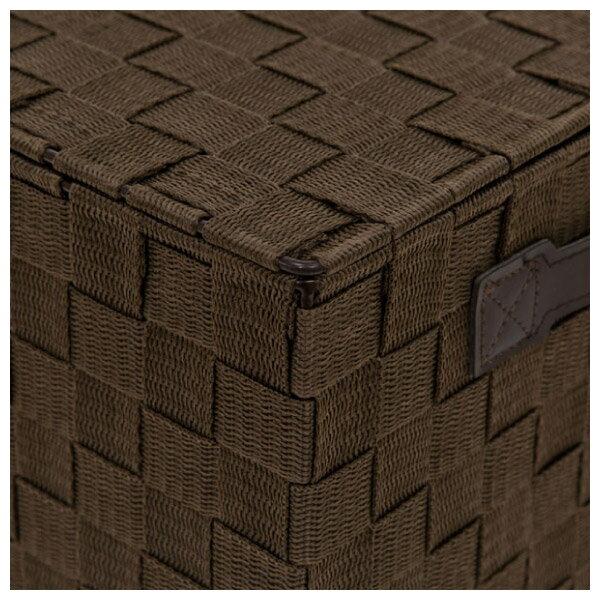 附蓋收納盒 TICS2 標準型 DBR NITORI宜得利家居 7
