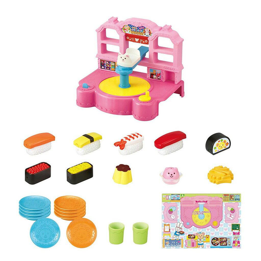【預購】日本進口 小美樂 小美樂娃娃配件-迴轉壽司屋(不附娃娃)【星野日本玩具】