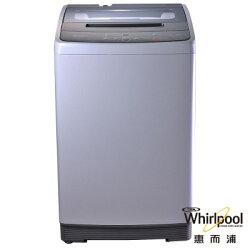 Whirlpool 惠而浦 10公斤直立洗衣機 WV10AN /智慧去漬二步淨/不鏽鋼抗菌洗衣槽〝限南高屏地區可配送〞