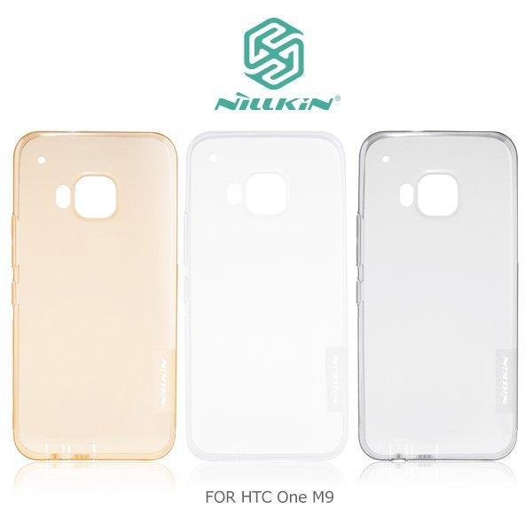 NILLKIN 本色系列TPU軟套/HTC ONE M9/手機殼/保護殼/保護套/軟殼【馬尼行動通訊】
