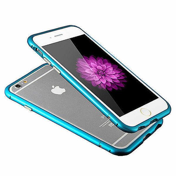 Ginmic 全弧形鋁合金保護邊框/iphone 6 plus 5.5/手機殼/手機邊框/手機套/保護殼【馬尼行動通訊】
