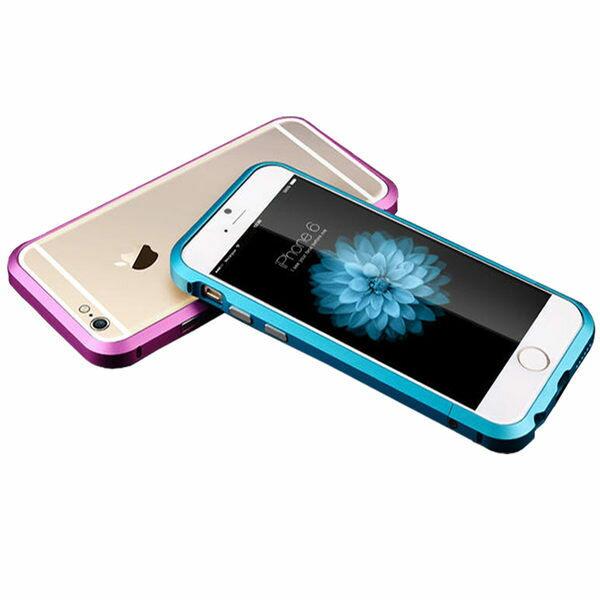 GINMIC IPHONE 6 4.7 極限超薄鋁框/ iphone 6 4.7/手機套【馬尼行動通訊】