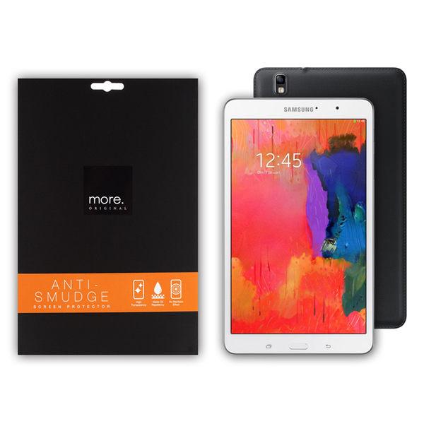 more.samsung Tab Pro 8.4 4G版 AS疏油疏水抗刮液晶螢幕保護貼【馬尼行動通訊】