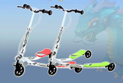 T3 搖擺車 運動車 滑板車 蛙式滑板車 蛙式車 三輪滑板車 Air3 腳踏車 雙翼車 FLIKER