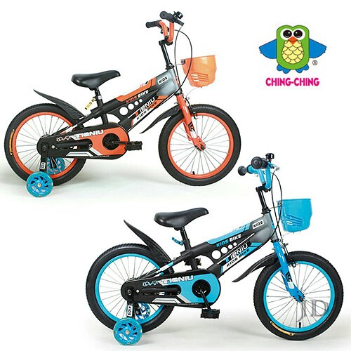 【親親Ching Ching】寶可精靈腳踏車 SX16-01 (兩色可選)