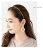日本CREAM DOT  /  カチューシャ 大人 ヘアバンド レディース ヘアアクセサリー パイソン柄 大人カジュアル シンプル グレー ブラウン ホワイト  /  a03560  /  日本必買 日本樂天直送(690) 5