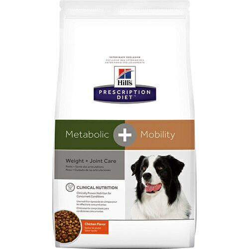 *Mi Gu*希爾思Hill''''s《犬用Metabolic+關節活動力》24LB - 肥胖代謝+關節活動力處方食品