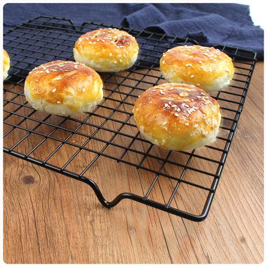 防撞條    蛋糕冷卻架不銹鋼烘焙晾網加厚型月餅面包饅頭餅干不沾冷涼網網架
