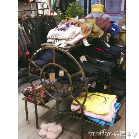 鐵藝鞋架展示架櫥窗設計展示櫃展示鞋架店鋪鞋貨架服裝店包包架QM
