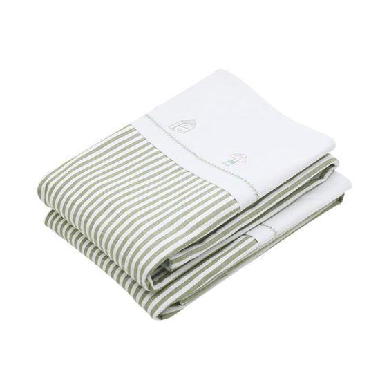 隔尿墊麻棉加大嬰兒尿墊防水透氣四季兒童用品可洗