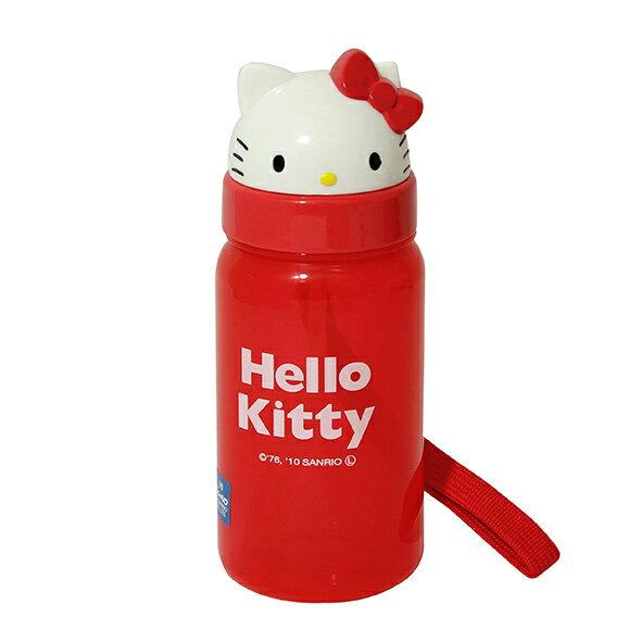 SKATER KITTY攜帶式造型吸管練習杯 350ml
