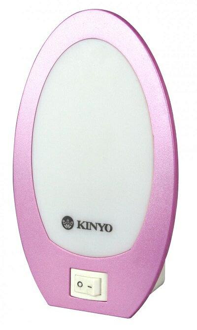 【迪特軍3C】【KINYO】氣氛 LED 小夜燈 NL-13