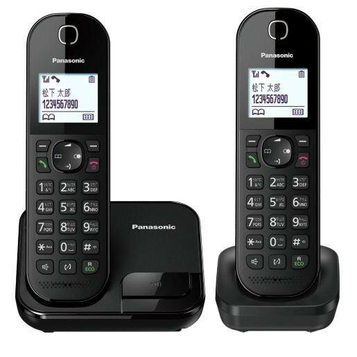 Panasonic國際牌 KX-TGC282 數位無線電話 中文介面 子母機
