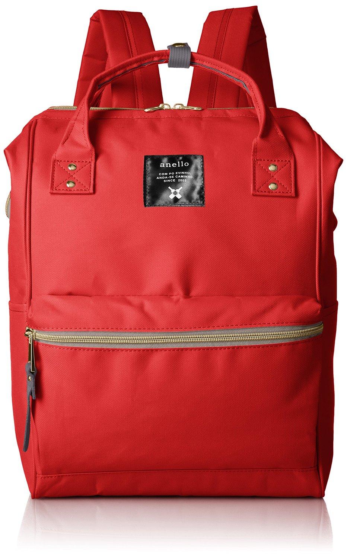【真愛日本】16052700018anello潮流後背包-紅RE    ANELLO 後背包 背包 書包  正品