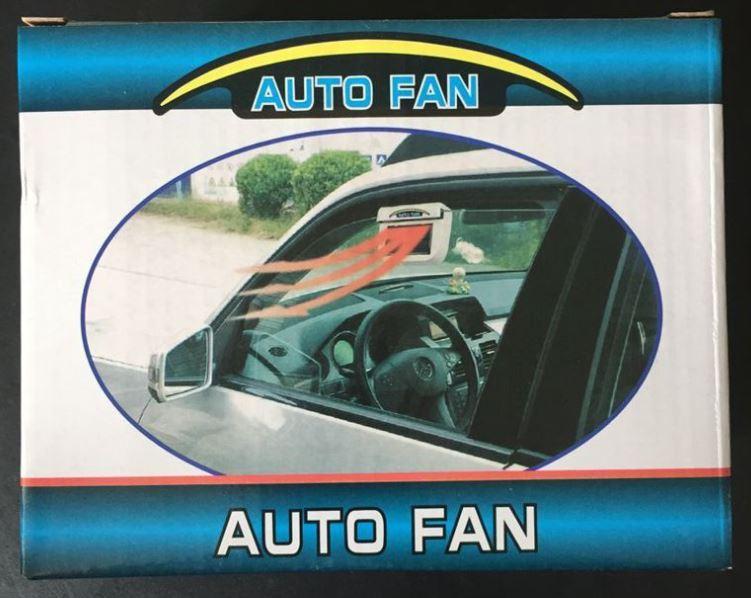【愛家便宜購】(最低價)太陽能汽車降溫器 車用換氣扇 車用排風扇