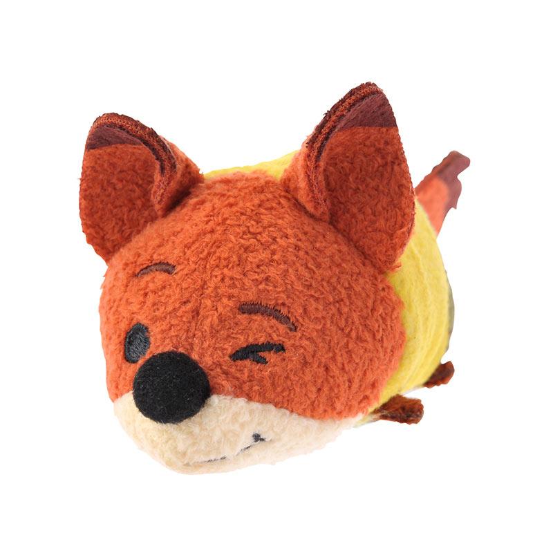 【真愛日本】16050300011專賣店tsum娃S-胡尼克     迪士尼 動物方程式 娃娃 茲姆 收藏 擺飾