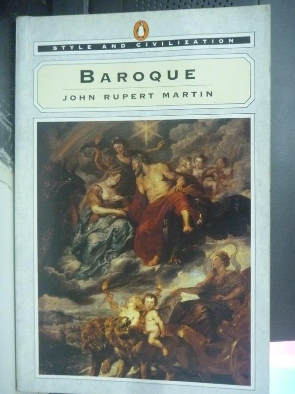 ~書寶 書T7/歷史_YDD~Baroque_Martin John R.