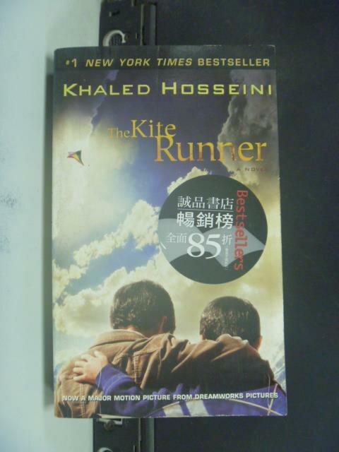 【書寶二手書T3/原文小說_GOK】The Kite Runner_Khaled Hosseini