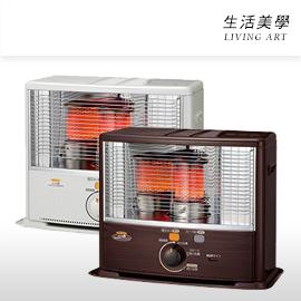嘉頓國際CORONA【SX-E2918WY】煤油暖爐10坪以下不需插電遠赤紅外線停電可用