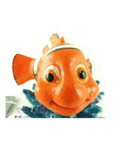 [第一佳水族寵物]美國PENNPLAX卡通飾品系列-海底總動員(授權販售)[中尼莫]免運